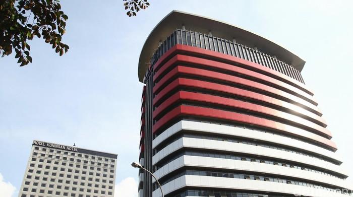 Gedung KPK (Foto: Agung Pambudhy/detikcom)