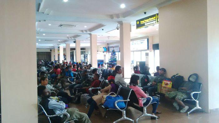 Bandara Sentani/Foto: Dana Aditiasari