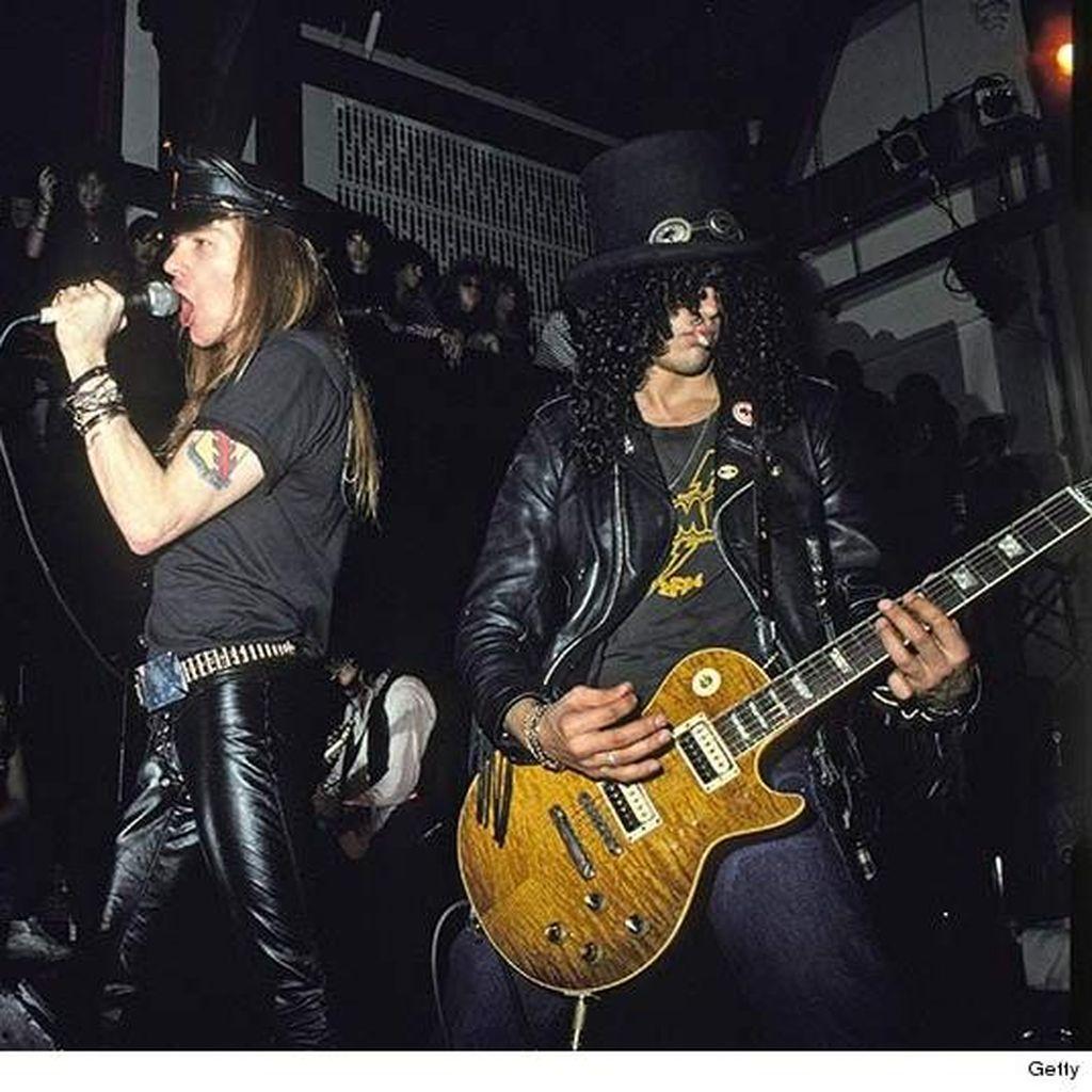 Siap-siap! Guns N Roses Pastikan Konser di Jakarta Tahun Ini