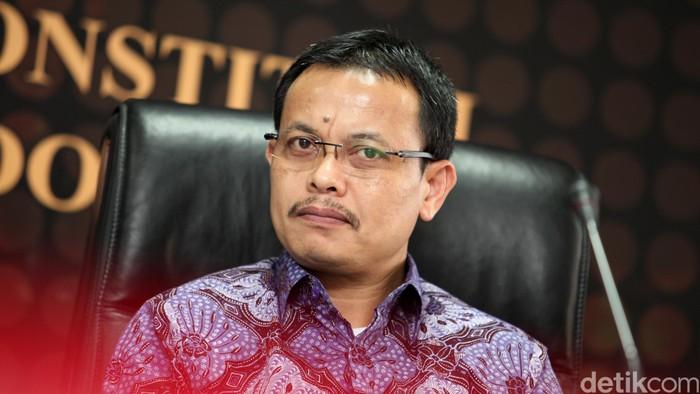 Sekjen Mahkamah Konstitusi (MK) Muhamad Guntur Hamzah