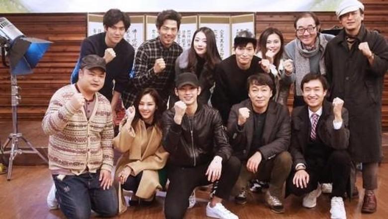 Kim Soo Hyun Main Film Aksi Bareng Sulli eks f(x) di 2016