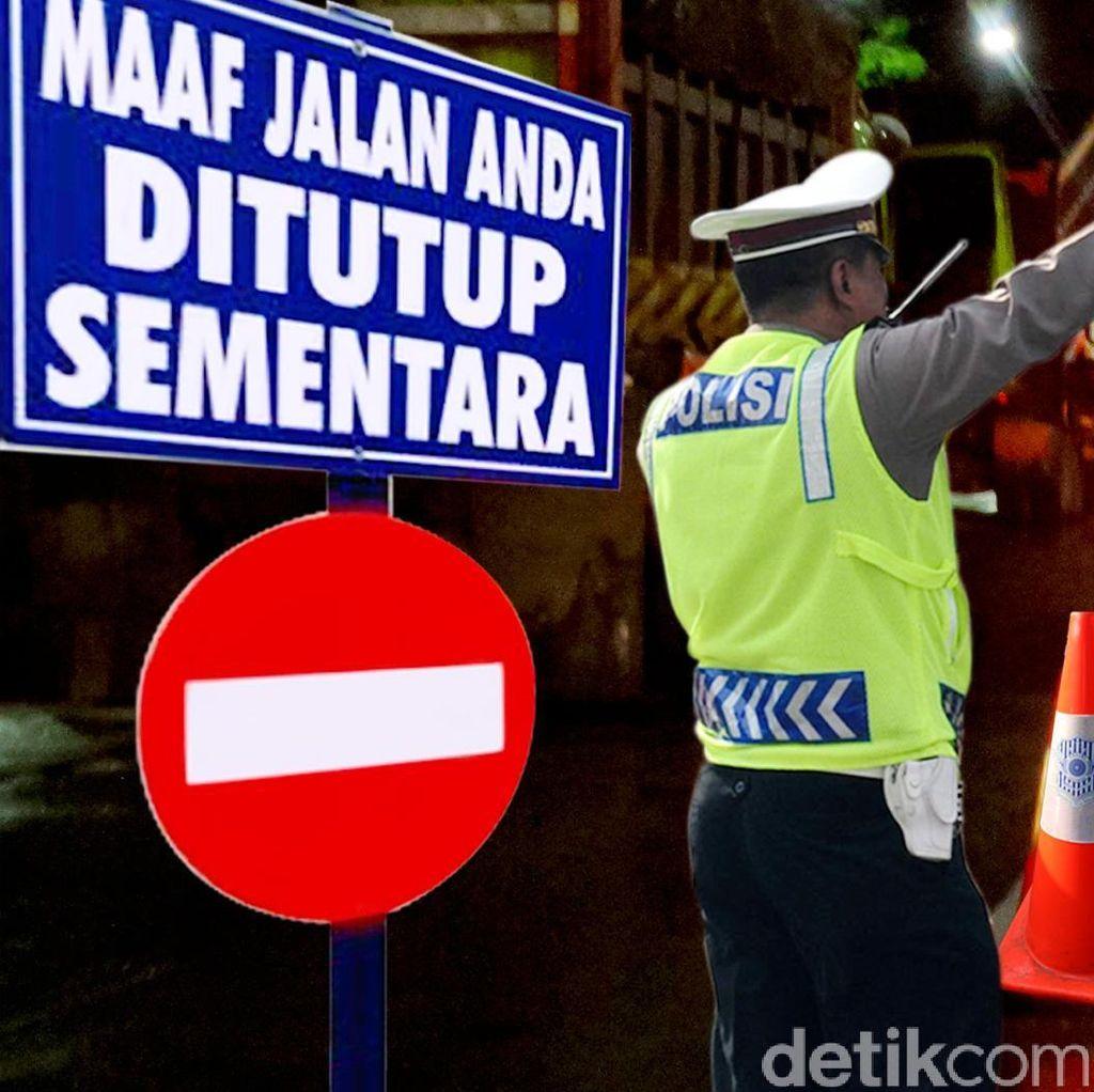 Tol Cawang Ditutup Sementara, Mobil ke Bekasi Dialihkan ke Jagorawi
