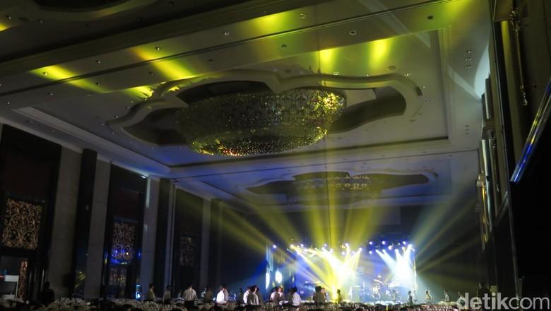 Mengintip Persiapan Gala Dinner Bareng Brian McKnight di The Trans Luxury Hotel Bandung