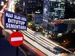 Prioritas Arus Balik, Tol Cikampek dari Cawang Ditutup Sementara