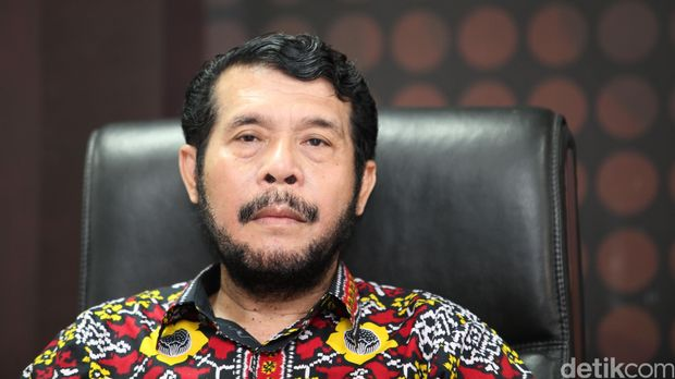 Ketua MK Anwar Usman