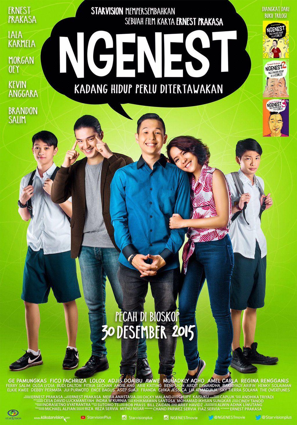 10 Film Indonesia Terbaik 2015