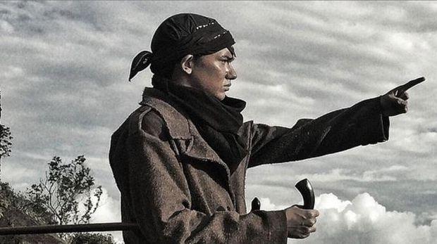 Hardo Serupa Soedirman dalam 'Perburuan'