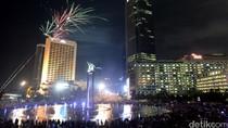 Catat! Pengalihan Arus Lalin dan Kantong Parkir Car Free Night Jakarta