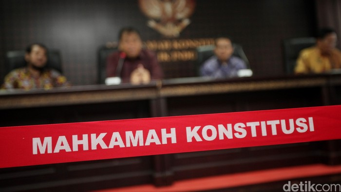 Mahkamah Konstitusi, MK