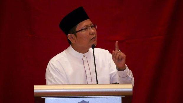 Ketua Komisi Dakwah Majelis Ulama Indonesia (MUI) KH M Cholil Nafis