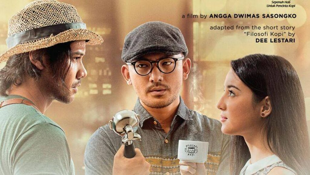 Download Film Filosofi Kopi 2015 Lengkap Subtitle