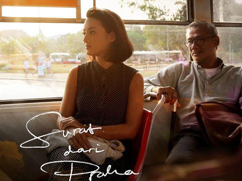 Poster Film 'Surat dari Praha'