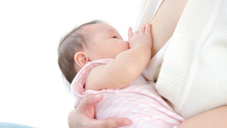 Ilustrasi menyusui jadi KB alami/ Foto: thinkstock