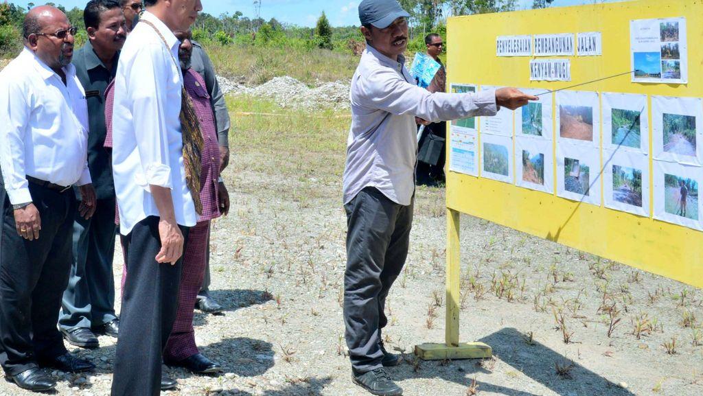 Memeluk Erat Bumi Papua