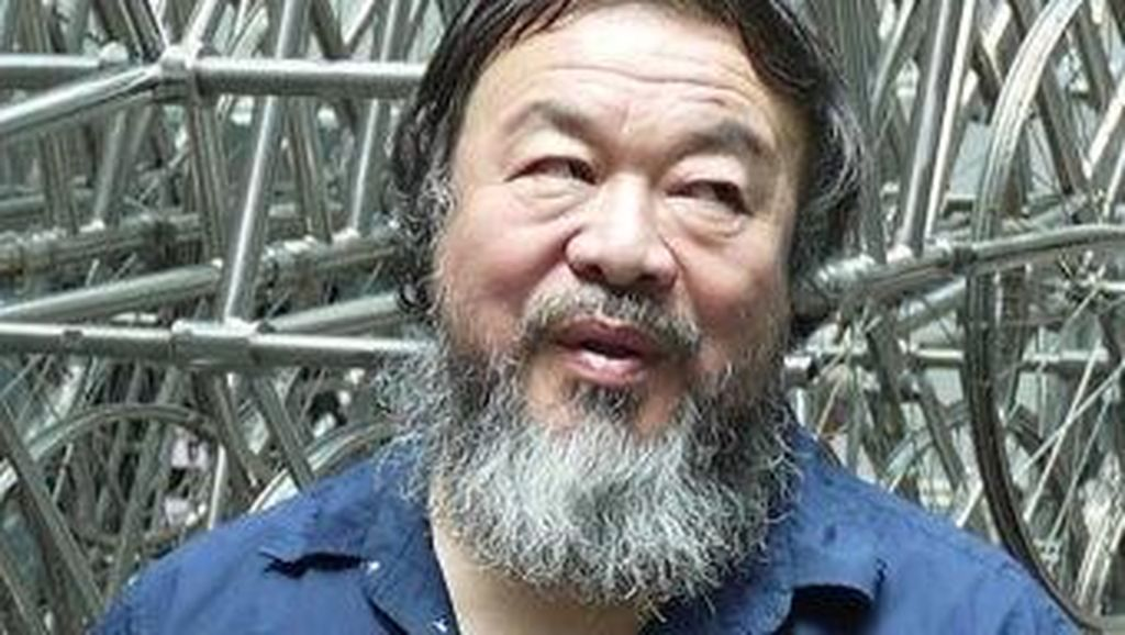 Berpose Seperti Pengungsi Suriah, Karya Seni Fenomenal Ai Weiwei