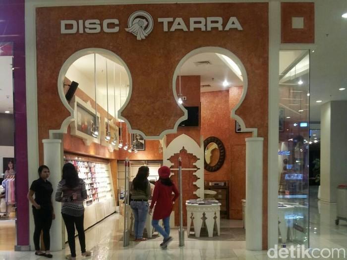 Disc Tarra Kota Kasablanka