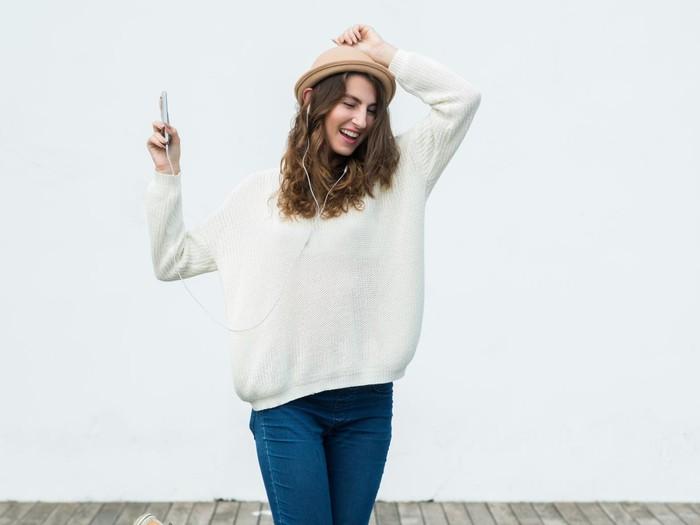 Menjadi single itu ternyata ada lima manfaat luar biasa yang bisa buat bahagia. Foto: Thinkstock