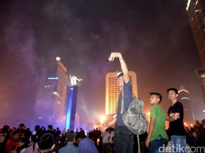 Tahun Baruan ke Car Free Night Jakarta, Baca Dulu Tipsnya