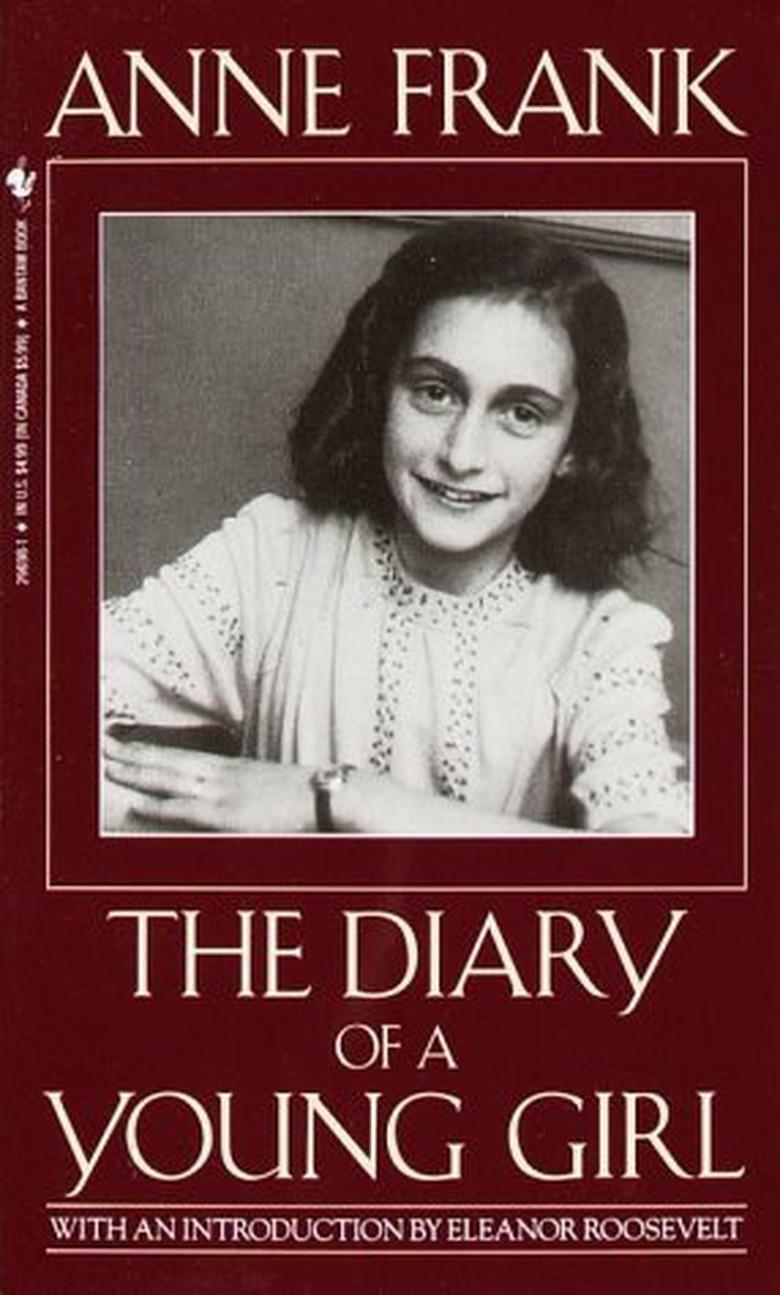 Lelucon Kotor Anne Frank Ditemukan dalam Buku Harian