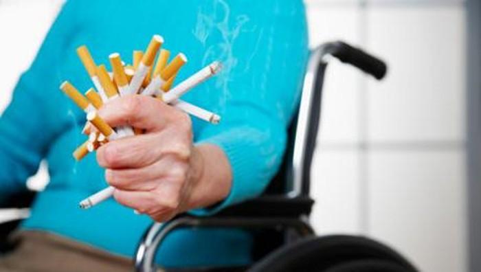 Rokok berbahaya bahkan bagi yang bukan penggunanya. (Foto: thinkstock)