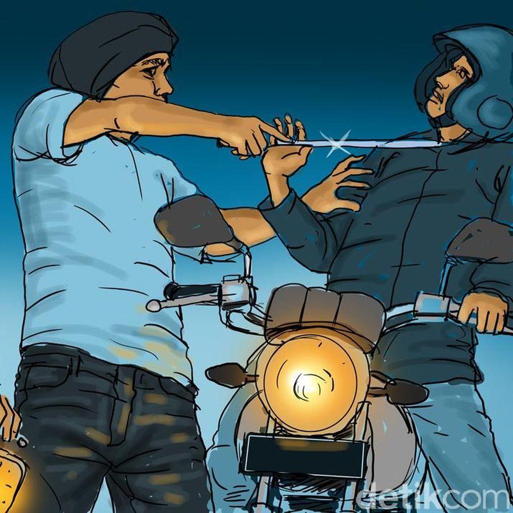 Baru 11 Hari Bebas, Residivis Ini Begal Warga di Bekasi