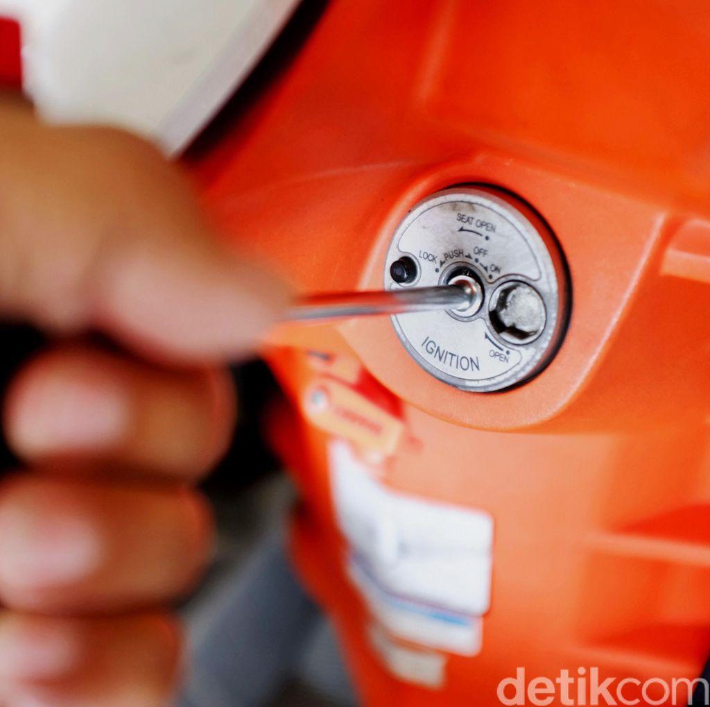 Baru Bebas 5 Hari, Pria di Aceh ini kembali Curi Motor