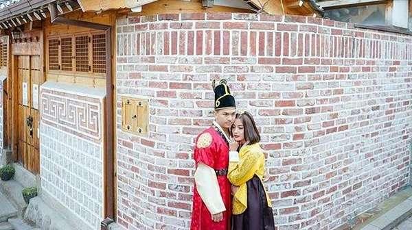 Bak Drama Korea, Chelsea dan Glenn Jadi Ratu dan Raja di Seoul