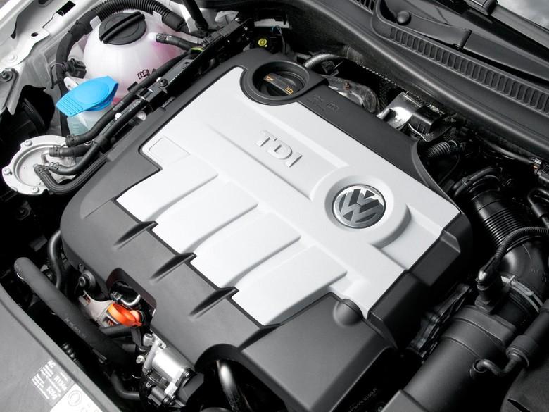 Mesin diesel VW (Foto: Volkswagen)