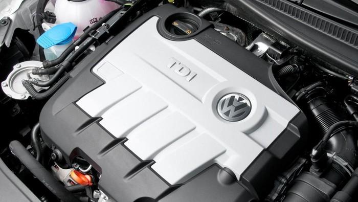 Mesin diesel VW Golf GTD