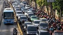 Tilang Elektronik bagi Motor Juga Diberlakukan di Busway Koridor 6