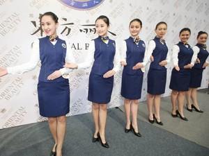 1.000 Wanita China Pakai Bikini untuk Ikut Audisi Jadi Pramugari