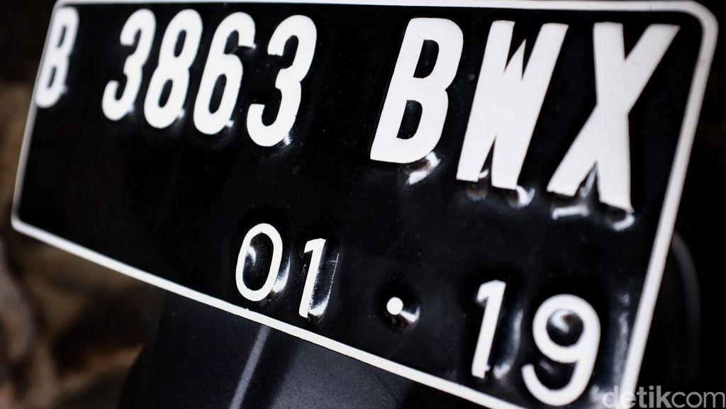 Nih, Daftar Kode Pelat Kendaraan di Indonesia