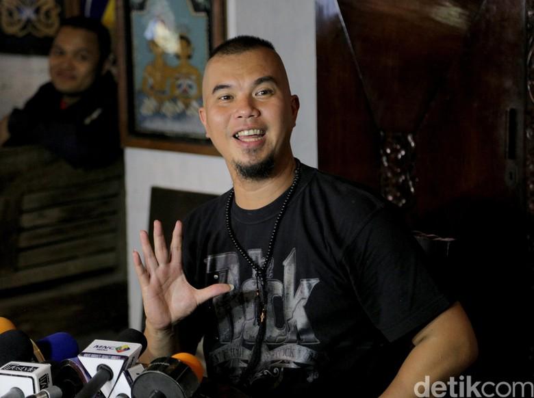 Jelang Lebaran, Ahmad Dhani Kembali Ditagih Bayar Utang