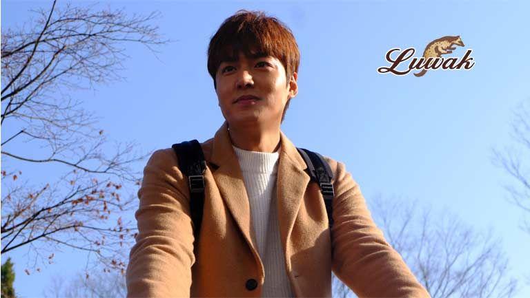 Jadi Bintang Iklan Luwak White Koffie Berapa Bayaran Lee Min Ho