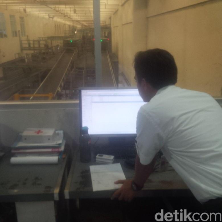 Melihat Sistem Penanganan Bagasi Otomatis di Bandara Kualanamu Sumut