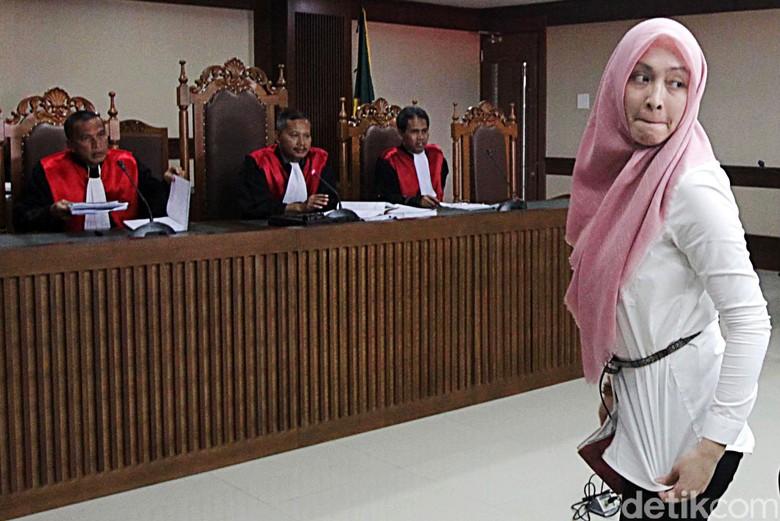 KPK Lelang Tanah Seribu Meter Persegi di Bali Milik Angelina Sondakh