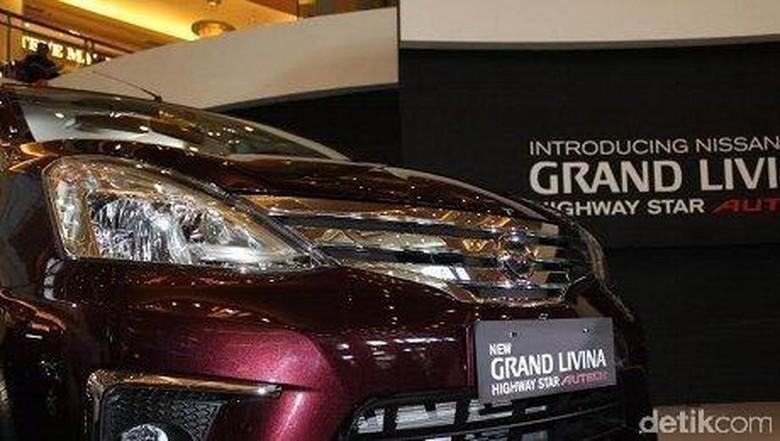 Nissan Grand Livina (Foto: detikOto)