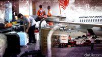 Hari Pertama Bagasi Pesawat Tak Lagi Gratis, Muncul #bagasibayar