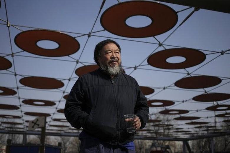 Fokus pada Isu Pengungsi, Seniman Ai Weiwei Bikin Film Dokumenter
