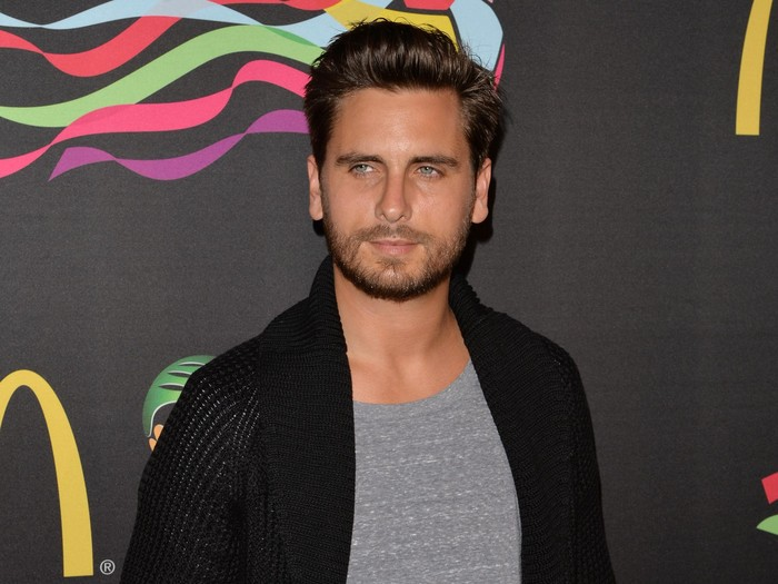 NEW YORK, NY - JUNE 05:  Television personality Scott Disick attends the 2014 FIFA World Cup McDonalds launch party at Pillars 38 on June 5, 2014 in New York City.  (Photo by Andrew H. Walker/Getty Images for McDonalds)