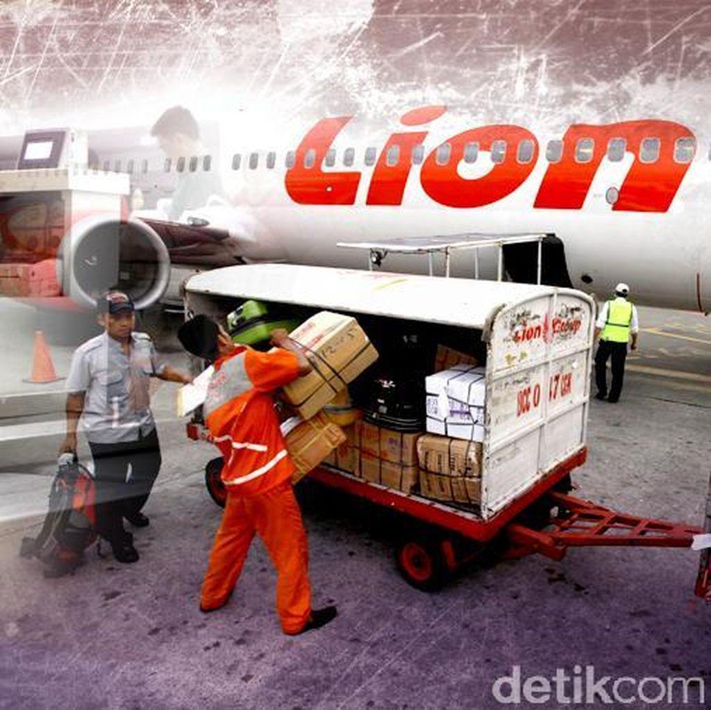 Jangan Lupa! Mulai Hari Ini Bagasi Lion Air Tak Lagi Gratis