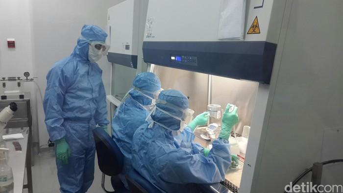 Terapi sel punca bisa jadi kunci menyembuhkan infeksi HIV. (Foto ilustrasi: Firdaus Anwar)