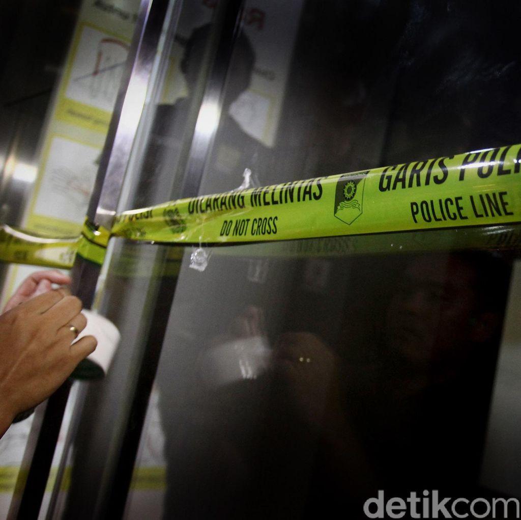 Polda Sulsel Geledah Kantor Dinas Perdagangan Jeneponto
