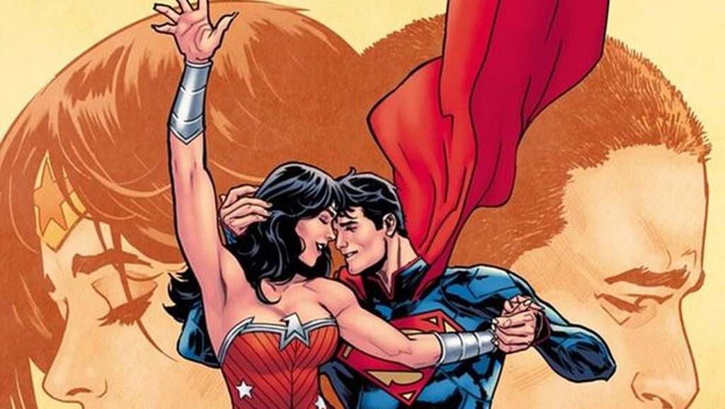 DC Comics Bocorkan Garis Waktu Terbarunya, Wonder Woman Jadi Awal Mula