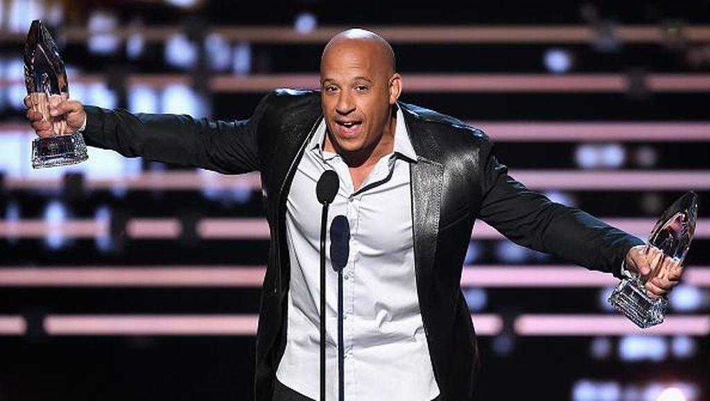 Rumor Gabung di Sekuel Avatar, Vin Diesel Tanggapi Iya Terselubung