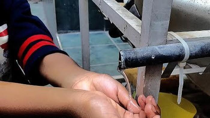 Air PDAM di Banyuwangi dikeluhkan