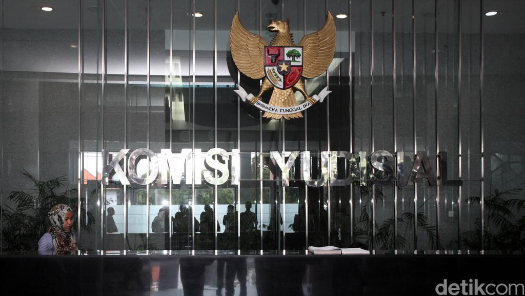KY Langsung Cek Hakim PN Jakpus yang Jadi Komisaris Pertamina Patra Niaga