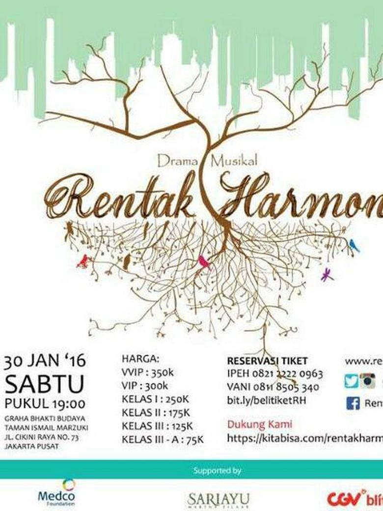 Rentak Harmoni, Drama Musikal Alumni Pengajar Muda Indonesia