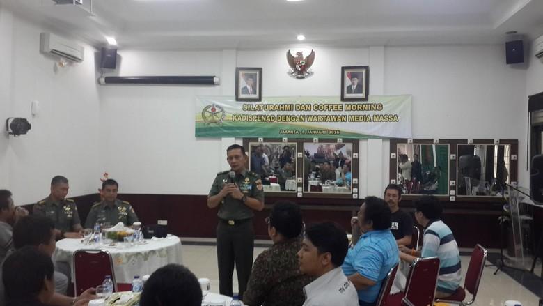 TNI AD akan Tingkatkan Detasemen Zeni Menjadi Batalyon