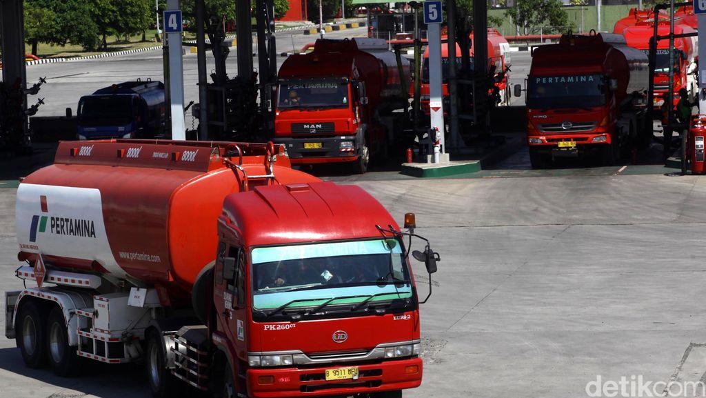 Prabowo Sebut Cadangan BBM 20 Hari, BPH Migas: Pertamina 22 Hari